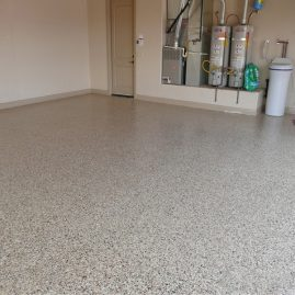 Epoxy Garage Flooring Marana
